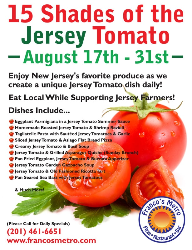 15 shades of the jersey tomato poster2